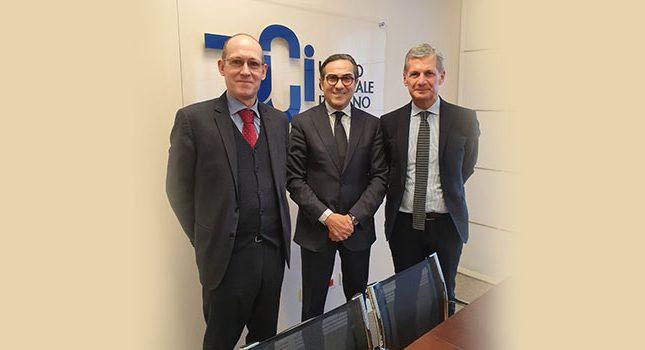 Réunion bilatérale avec le Bureau italien