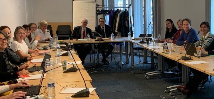 Rencontre du marché d'assurance Français