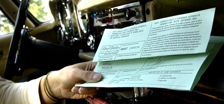 Conférence sur le système de la Carte Internationale d'Assurance Automobile « Carte Verte »